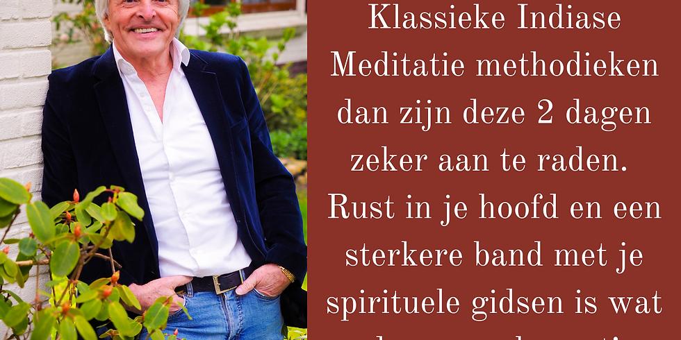 Twee daagse Cursus Meditatie Technieken
