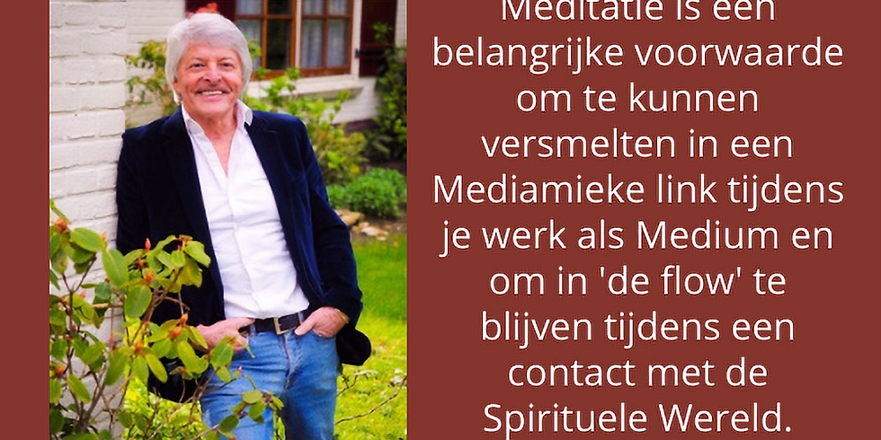 Twee daagse Meditatie Cursus (1)
