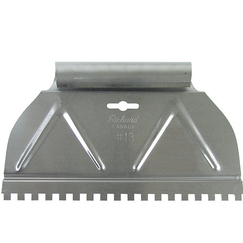 ADHESIVE TROWELS (SQUARE NOTCH)