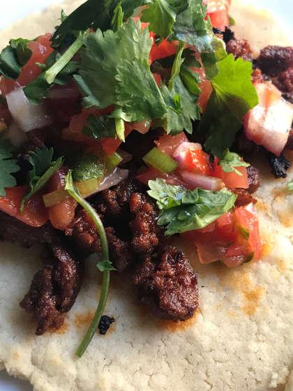 Chorizo Taco 2019