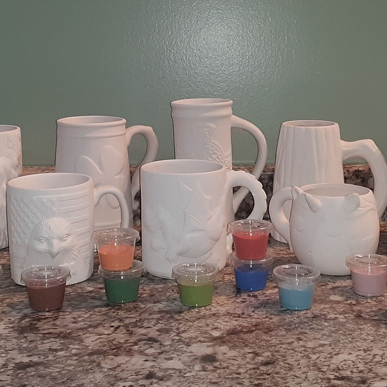 Paint the Pottery