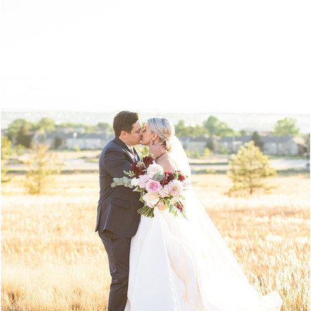 Villa Parker Wedding | Justin and brittany are married!