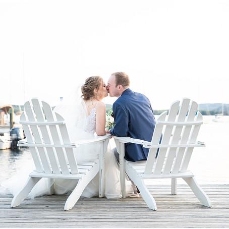 Wolfeboro Inn New Hampshire Wedding | Matt and rachel are married!