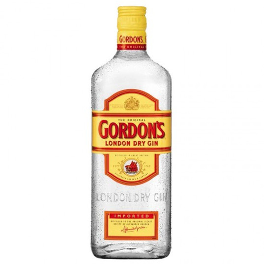 GORDON'S GIN 70CL