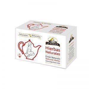 HIERBAS NATURALES 12X20U