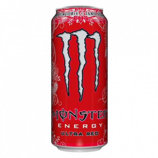 MONSTER ULTRA RED 500 LATA 24U