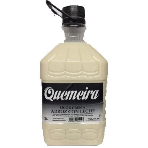 QUEMEIRA CREMA ARROZ CON LECHE 3L