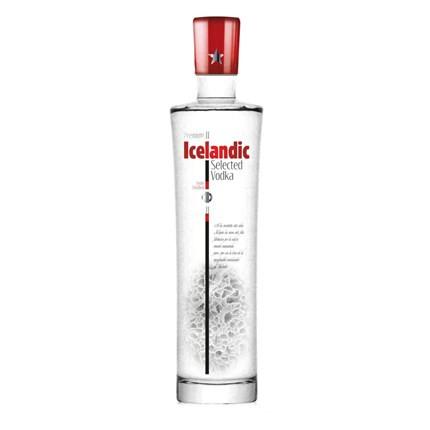 ICELANDIC SELECTED VODKA 70CL