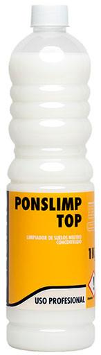 PONSLIM TOP FREGASUELOS CONCENTRADO 1K