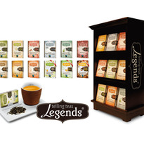 TÉ LEGENDS SABORES 24U