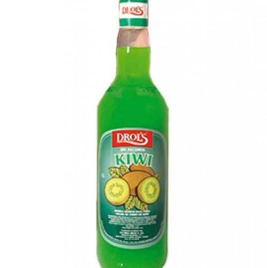 DROL'S KIWI SIN ALCOHOL70CL