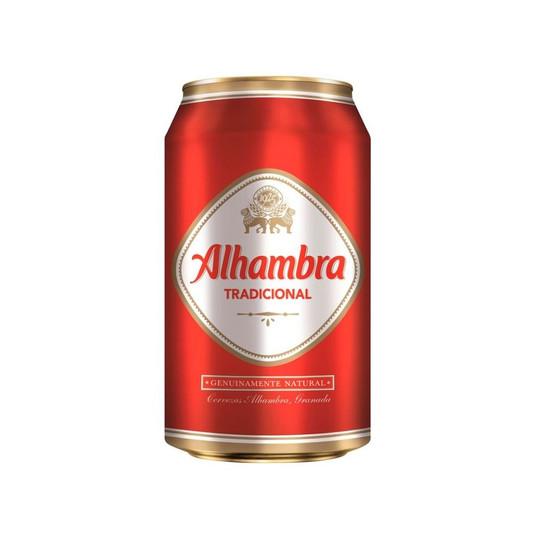 ALHAMBRA LATA 33CL 24U