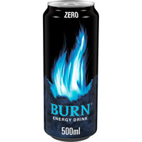 BURN BLUE ZERO 500 LATA 12U