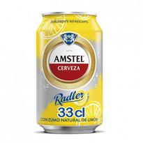 AMSTEL RADLER LATA 33CL 24U