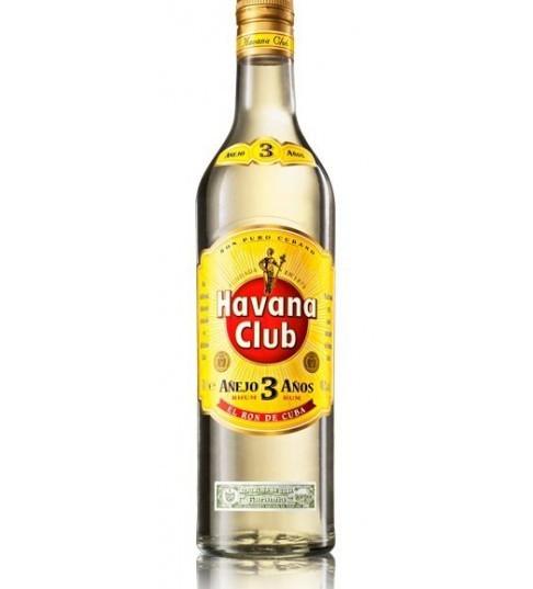 HAVANA 3 AÑOS RON 70CL
