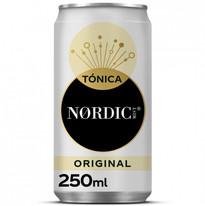 NORDIC TONIC LATA 25CL 24U