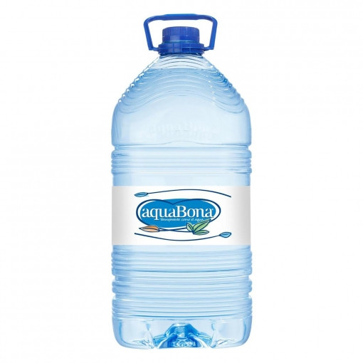 AQUABONA PET 5L PACK 2U