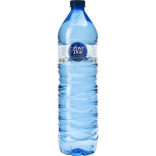 FONT D'OR PET 1'5L PACK 6U