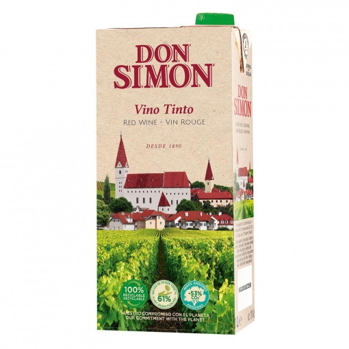DON SIMON BRIK 1L TINTO