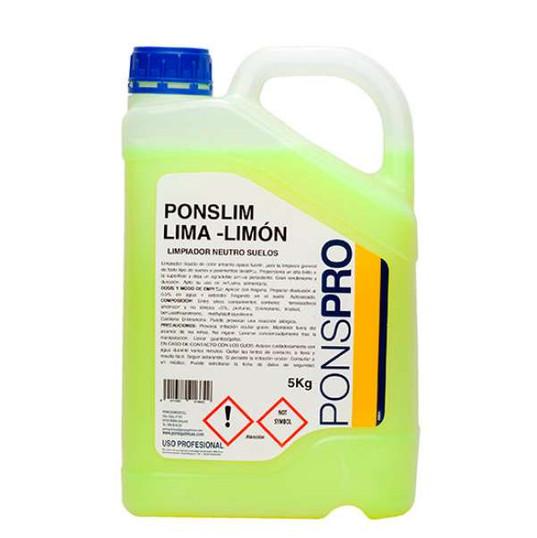 PONSLIM LIMA-LIMÓN 5K
