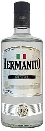 HERMANITO SILVER TEQUILA 70CL