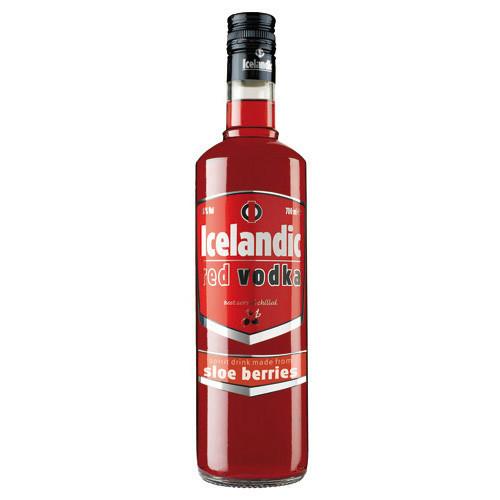 ICELANDIC RED VODKA 70CL