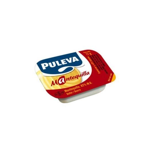 MANTEQUILLA MONODOSIS PULEVA 11G 100U