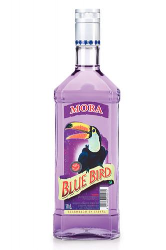 BLUE BIRD MORA SIN ALCOHOL 70CL