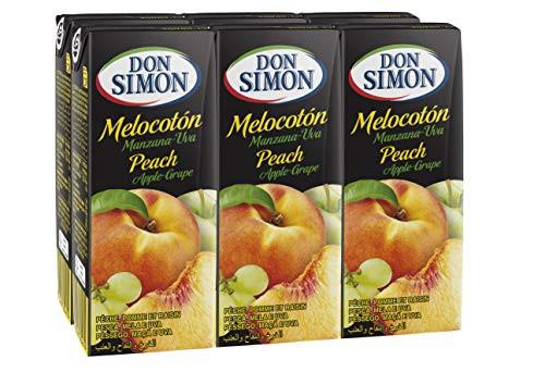 DON SIMON MINIBRIK MELOCOTÓN 5X6U