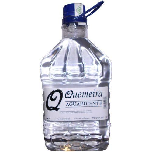 QUEMEIRA AGUARDIENTE ORUJO 3L