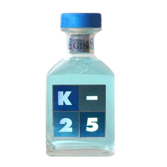 K-25 PREMIUM GIN 45º 70CL