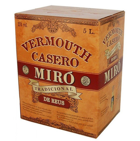 MIRÓ VMT CASERO B.I.B. 5L