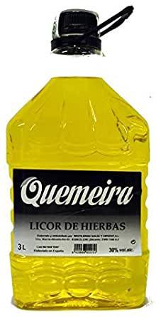 QUEMEIRA LICOR HIERBAS 3L