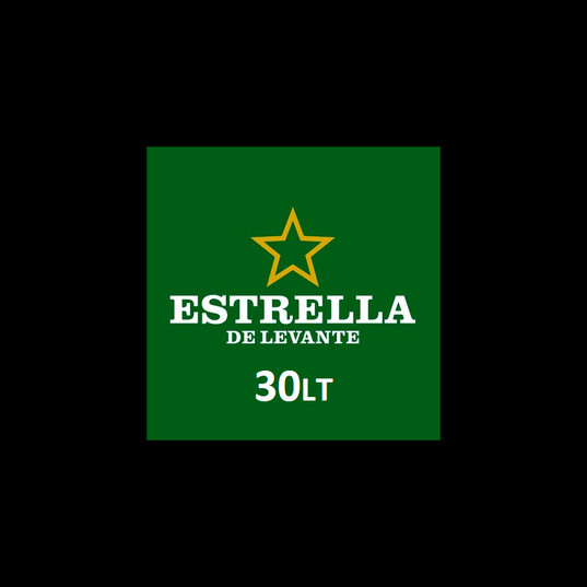 ESTRELLA BARRIL 30L