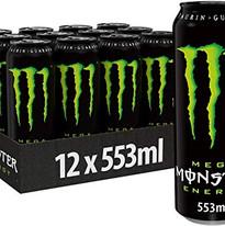 MONSTER ENERGY MEGA 553 LATA 12U
