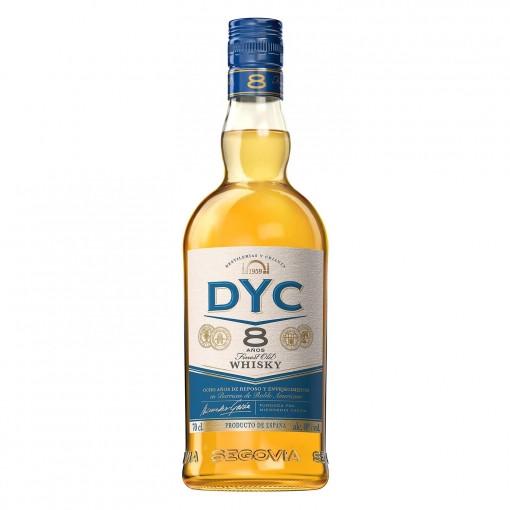 DYC RVA 8 AÑOS WKY 70CL