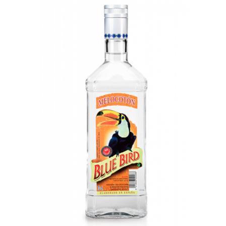 BLUE BIRD MELOCOTÓN SIN ALCOHOL 70CL