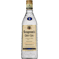 SEAGRAM'S GIN 70CL
