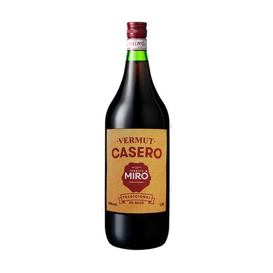 MIRÓ VMT CASERO ROJO 1,5L