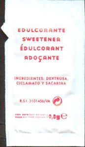 EDULCORANTE CAMPANINI 500U