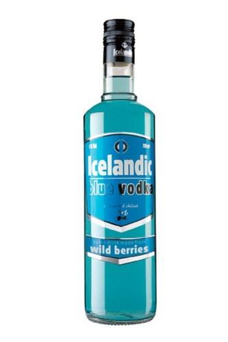 ICELANDIC BLUE VODKA 70CL