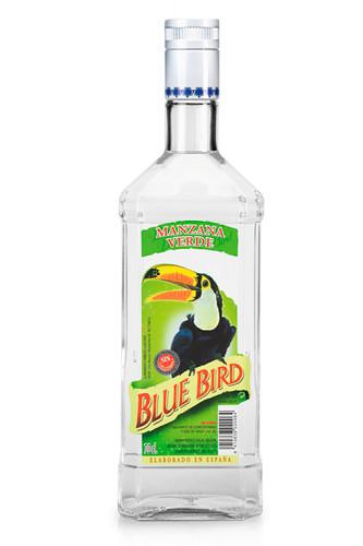 BLUE BIRD MZNA. SIN ALCOHOL 70CL