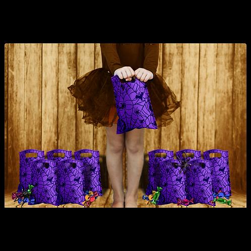 Bolsita Telaraña Base Violeta x10