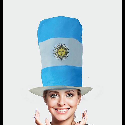 "Galera ""Argentina"" Grande x5"