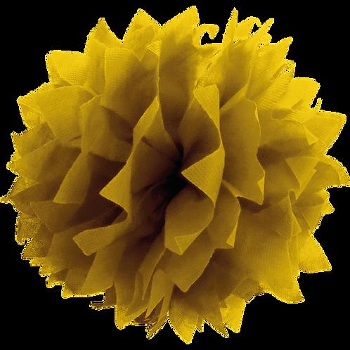 Pompón Amarillo
