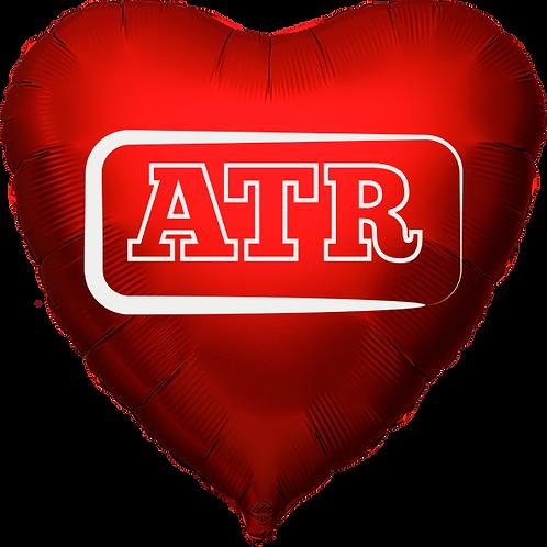 """Globo Corazón 18"""" - ATR"""