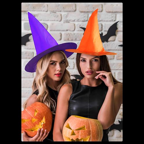 Bruja Lisa Naranja - Violeta x5