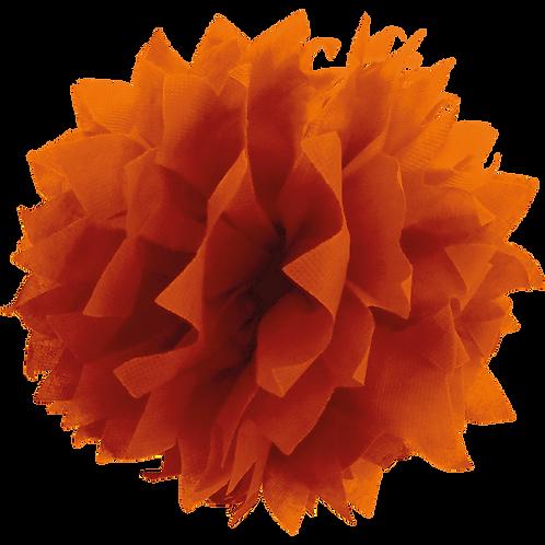Pompón Naranja