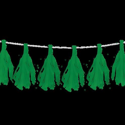 Guirnalda Porras Verde