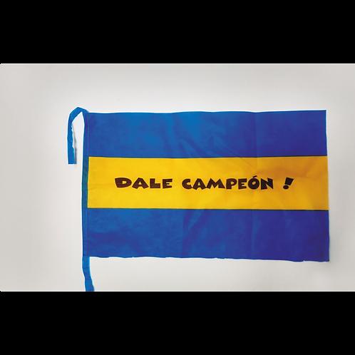 Bandera Grande Azul y Amarillo x5